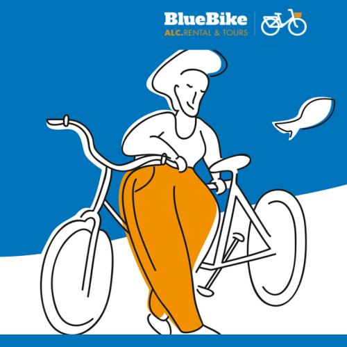 EXCURSIÓN EN BICI POR LA PLAYA DE SAN JUAN con BLUE BIKE @ Blue Bike | Alicante (Alacant) | Comunidad Valenciana | España