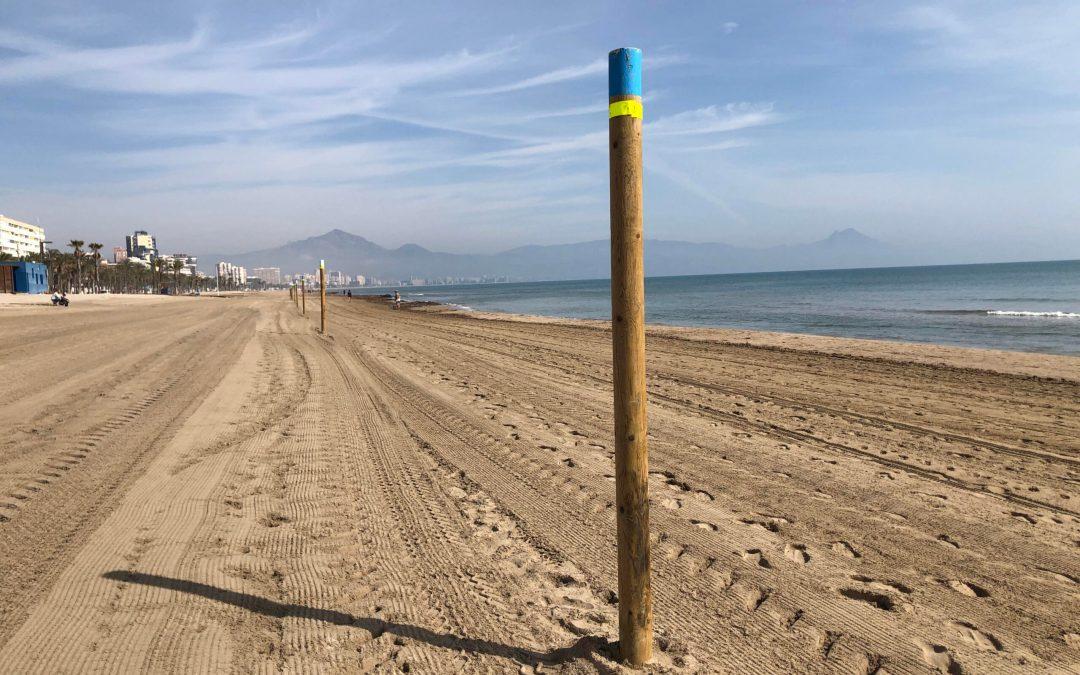 Alicanteabre la temporada de playas con laincorporacióndel servicio de Salvamento y Socorrismo para Semana Santa