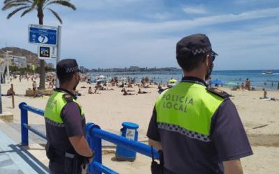 El Ayuntamiento aprueba los primeros Planes de Seguridad y Salvamento de las Playas de Alicante