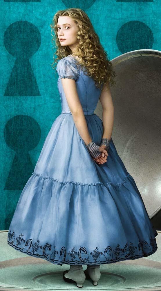 Alice in Wonderland costume ideas - Alice-in-Wonderland.net