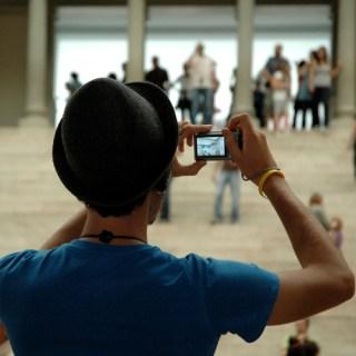 Im Pergamon-Museum Berlin