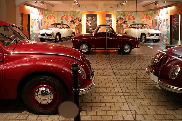 Zwickau-August Horch Museum