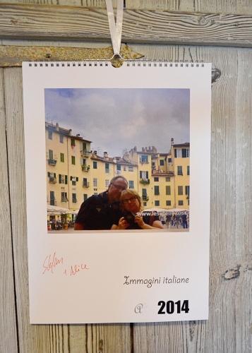 Unser Kalender 2014