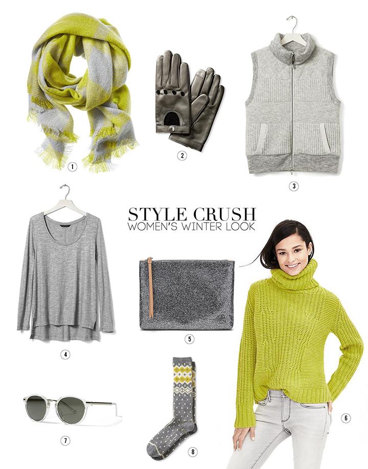 style crush womens winter banana republic