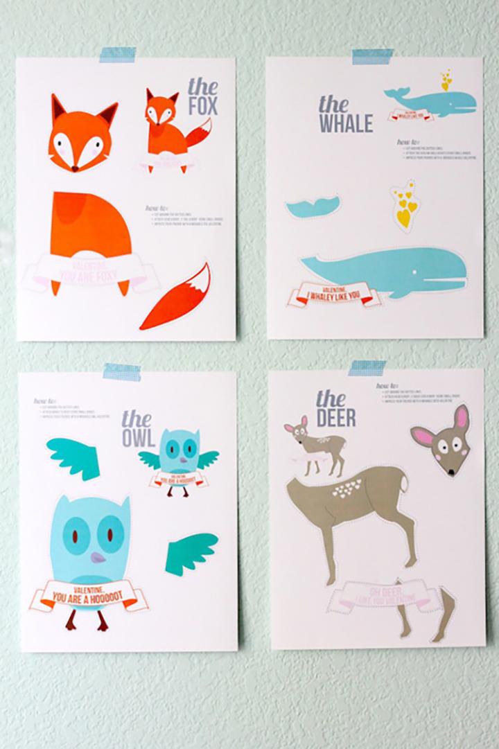 Favorite Valentine Free Printables