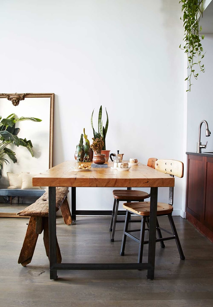 dining room photo from design sponge