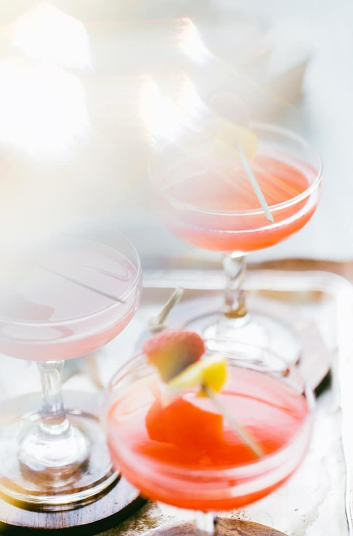 20 Summer Cocktails to try!