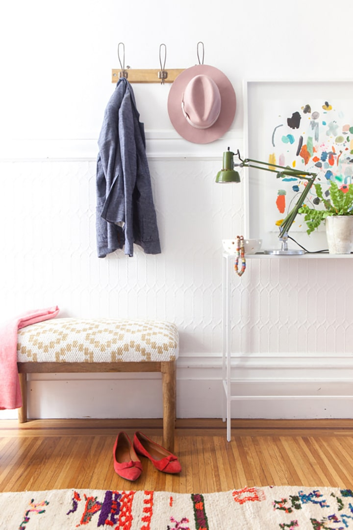 Home Crush Entryway Ideas | image by oh happy day
