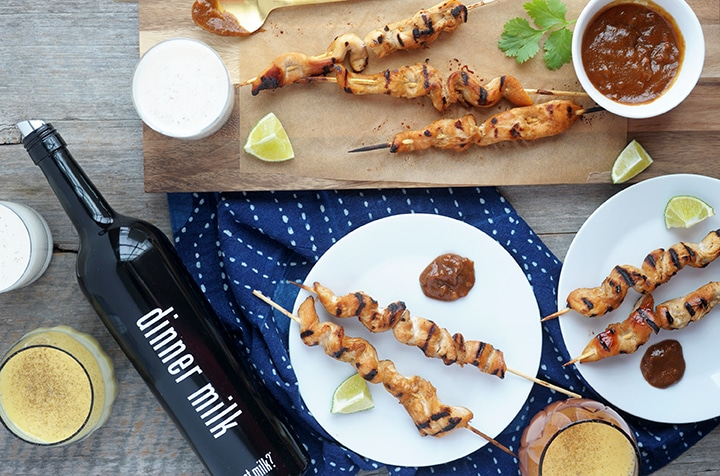 We love making this Favorite Chicken Satay Appetizer Recipe.