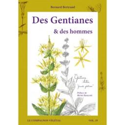 des gentianes et des hommes, editions du Terran.