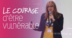 Conférence en ligne sur le courage d'être imparfait, vulnérable et authentique - Alice Kara