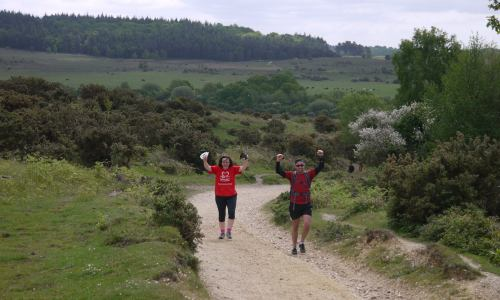 epic running training camps in the new forest