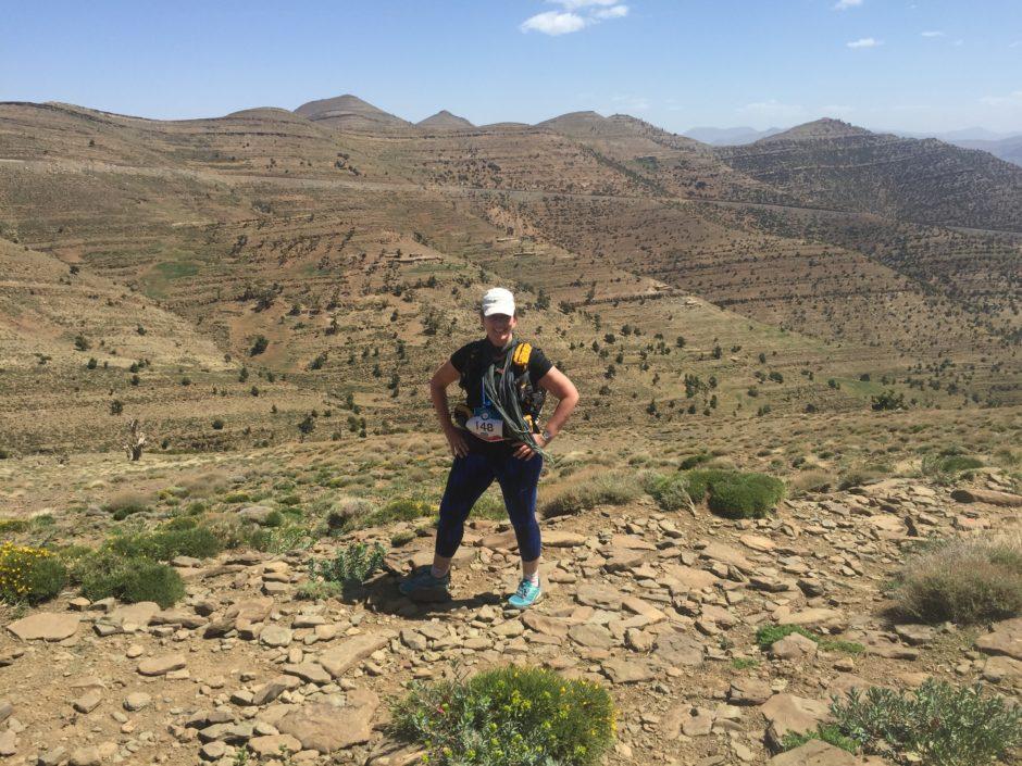 Trans Atlas Marathon Morocco Alice Morrison