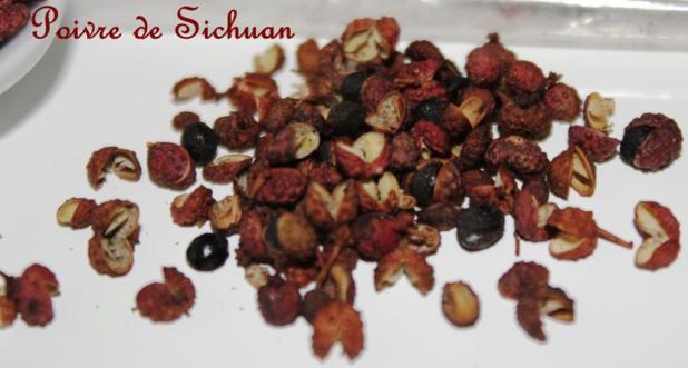Le Poivre de Sichuan