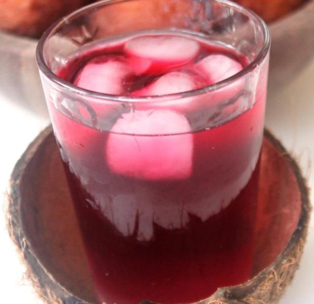 Bissap (Foléré) au gingembre et menthe