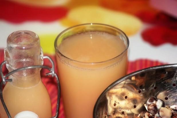Jus de Bouye (jus au fruit du baobab- Pain de singe)