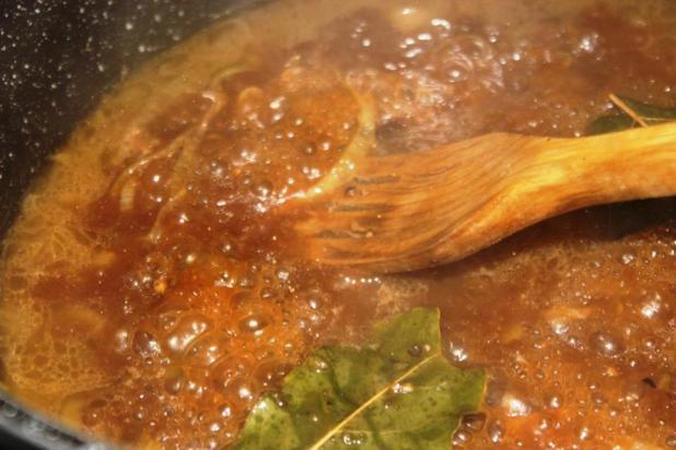 Le THIEBOU YAPP (riz à la viande) recette sénégalaise
