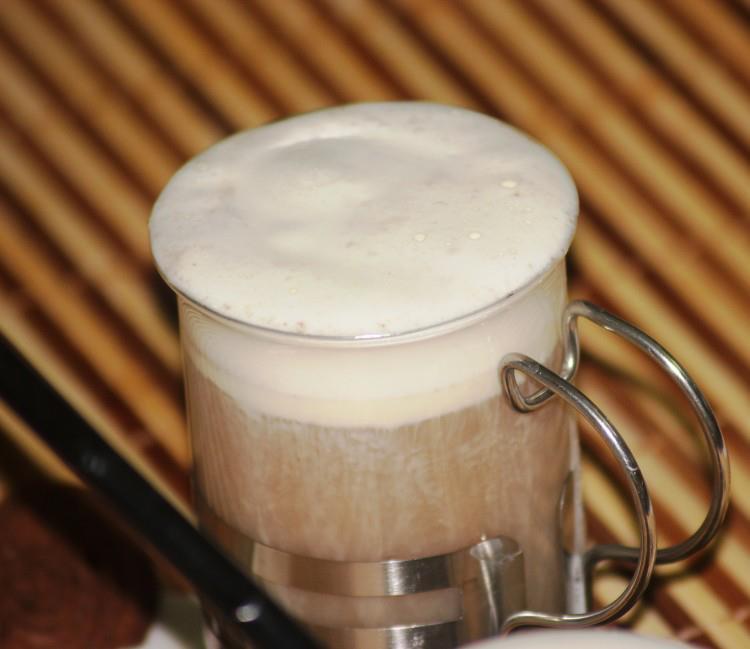 Café Viennois au Poivre de Guinée