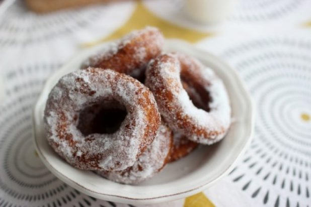 Donuts Maison