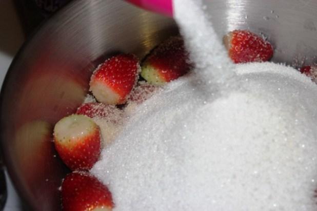 confiture de fraises (3)