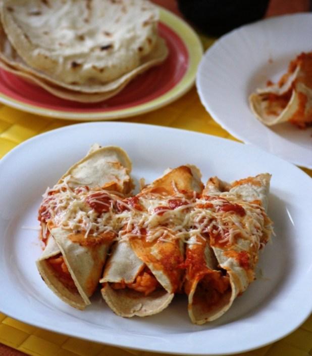 enchiladas de poulet au riz (13)