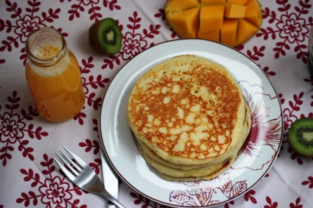 pancake au cottage cheese (6)