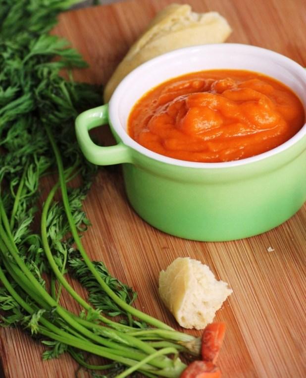 velouté de carottes à l'orange (9)