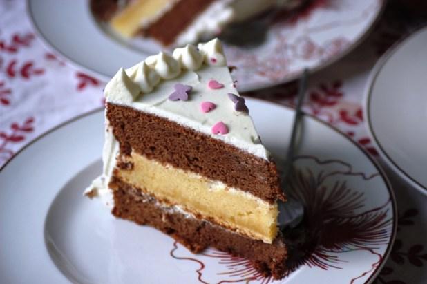 gâteau au chocolat blanc et chocolat au lait (24)