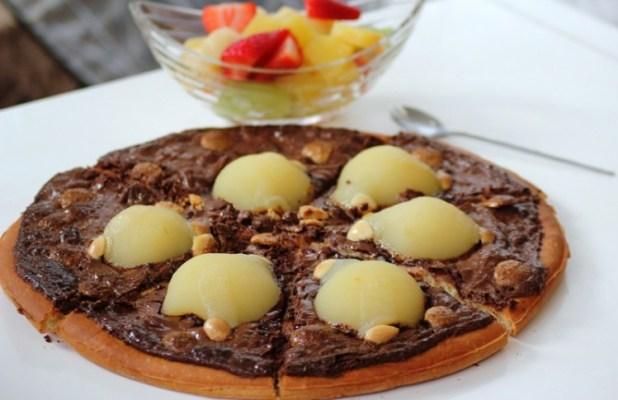pizza chocolat et poire (8)