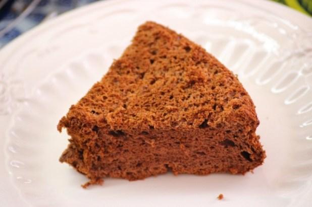 CHOCOLATE ANGEL FOOD CAKE