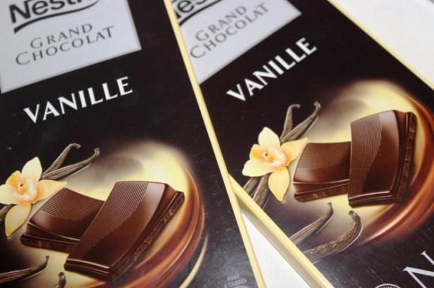 sorbet chocolat vanille