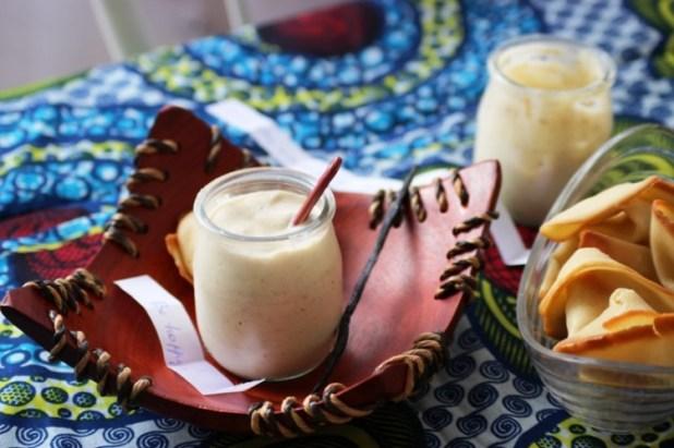 yaourt vanille passion
