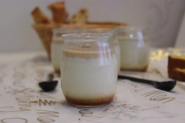 yaourt au caramel façon creme brulée