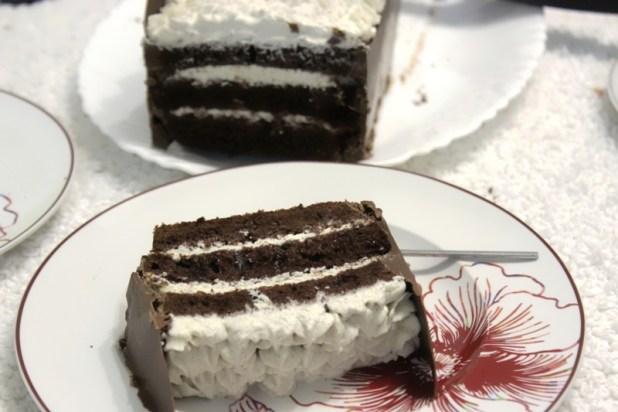 buche chocolat mascarpone