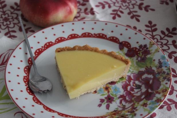 tarte coco citron