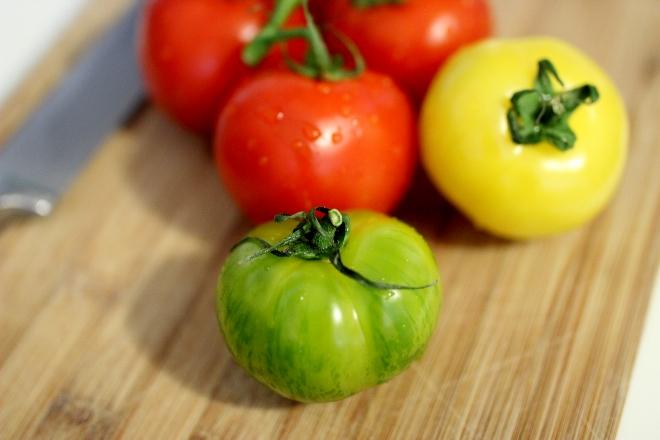 Tarte au thon et tomates (1)