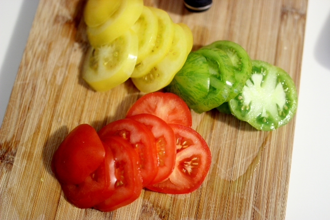 Tarte au thon et tomates (3)