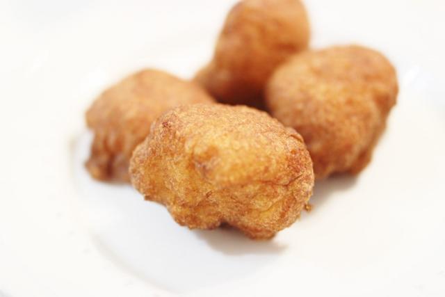 accra de niebe - akara - beignets de haricots