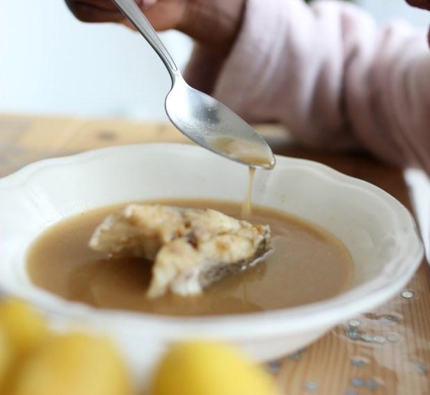 pepper soup à l'ivoirienne