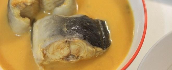 peppersoup de poisson d'eau douce