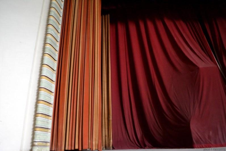 Teatro Rivoli | Valdagno (VI - Italia) : particolare palco