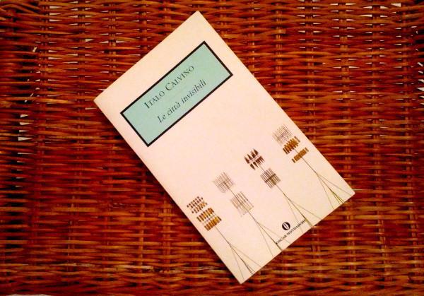Italo Calvino, Le città invisibili_copertina Mondadori
