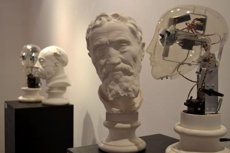 Ale Guzzetti | Affective Robots