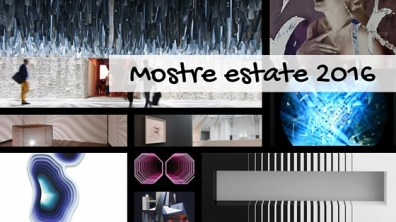 Mostre estate 2016
