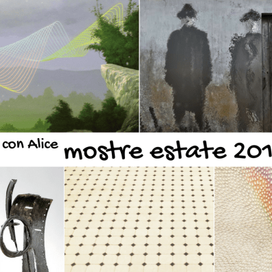 mostre estate 2017