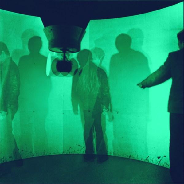 mostra arte interattiva - Davide Boriani: Ambiente cronostatico, 1970/2013