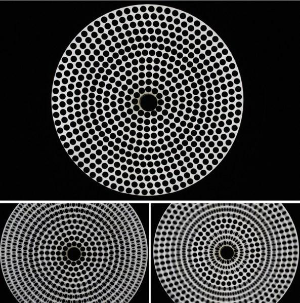 mostra arte interattiva - Gruppo MID: StroPic 1, 1965