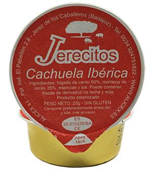 Cachuela ibérica Jerecitos - Alicex