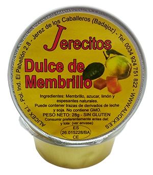 Dulce de Membrillo Jerecitos - Alicex