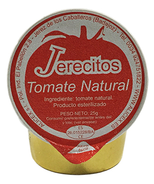 Tomate Natural Jerecitos - Alicex